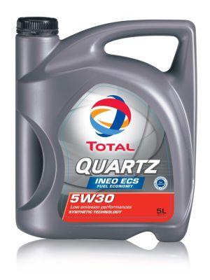 Масло моторное Total Quartz Ineo Ecs 5W-30