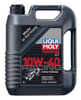 Масло моторное Liqui Moly Racing 4T SAE 10W-40