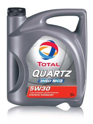 Масло моторное Total Quartz Ineo Mc3 5W-30