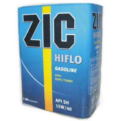 Масло моторное Zic HIFLO 15W-40 S