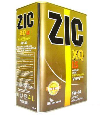 Zic XQ LS 5W-40 SM/CF