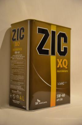Zic XQ 5W-40