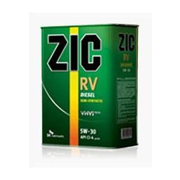 Масло моторное Zic RV 5W-30 CI-4
