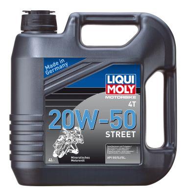 Liqui Moly Racing 4T SAE 20W-50 Street