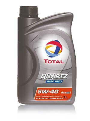 Total Quartz INEO MC3 5W-40 1л