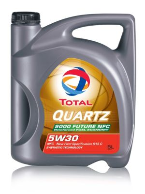 Total Quartz 9000 Future NFC 5W-30 4л