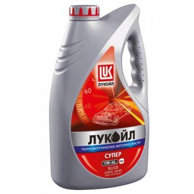 Лукойл Супер 15W-40