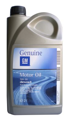 Масло моторное General Motors Motor Oil Dexos 2