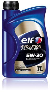 Масло моторное Elf Evolution Fulltech Fe 5W-30