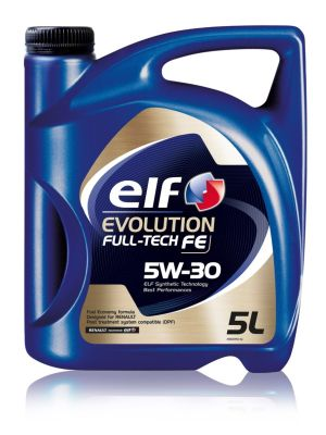 Масло моторное Elf Evolution Fulltech Fe 5W-30