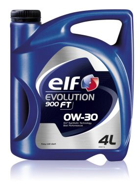 Elf Evolution 900 Ft 0W-30