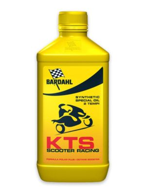 Масло моторное Bardahl K.T.S. Scooter Racing Oil