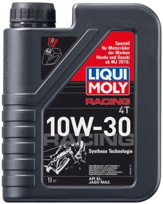 Масло моторное Liqui Moly Racing 4T SAE 10W-30