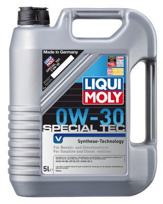 Масло моторное Liqui Moly Leichtlauf Special V SAE 0W-30