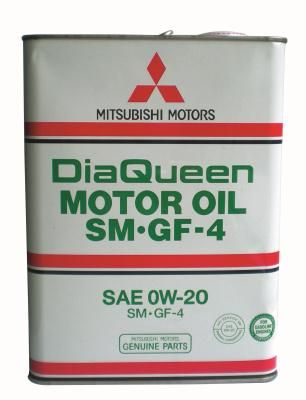 Масло моторное Mitsubishi Diaqueen