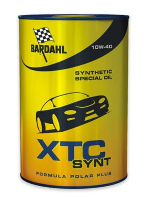 Bardahl XTC Synt 10W-40