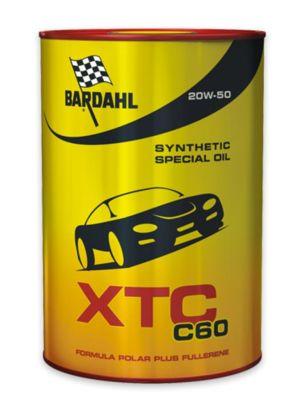 Масло моторное Bardahl XTC C60 20W-50