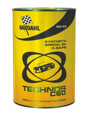 Масло моторное Bardahl TECHNOS C60 5W-40