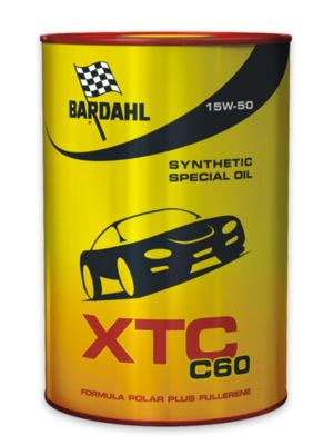 Масло моторное Bardahl XTC C60 15W-50