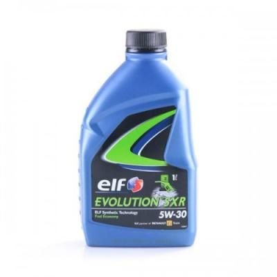 Масло моторное Elf Evolution SXR 5W-30