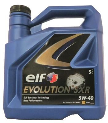 Elf Evolution SXR 5W-40