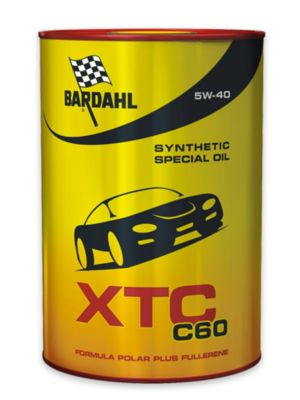 Масло моторное Bardahl XTC C60 5W-40