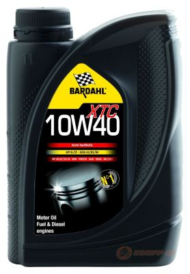 Масло моторное Bardahl XTC 10W-40