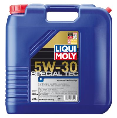 Масло моторное Liqui Moly Special Tec F SAE 5W-30
