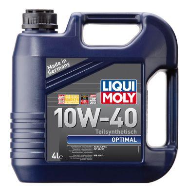 Liqui Moly Optimal SAE 10W-40 масло