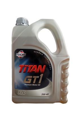 Fuchs Titan GT1 SAE 5W-40