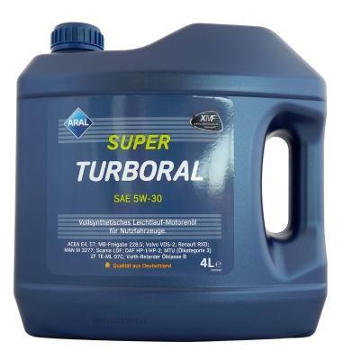 Масло моторное Aral Superturboral SAE 5W-30