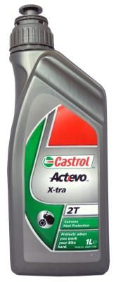 Масло моторное Castrol ACT EVO X-TRA 2T