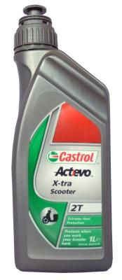 Масло моторное Castrol ACT EVO X-TRA SCOOTER 2Т