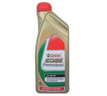 Масло моторное Castrol EDGE Professional SAE 0W-30 ACEA A3