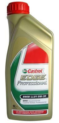 Масло моторное Castrol EDGE Professional BMW LL01 0W-30