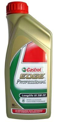 Castrol EDGE Professional LONGLIFE III 5W-30 Skoda