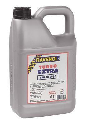 Масло моторное Ravenol Turbo Extra SAE 20W-50