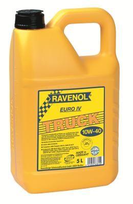 Масло моторное Ravenol Euro IV Truck SAE 10W-40