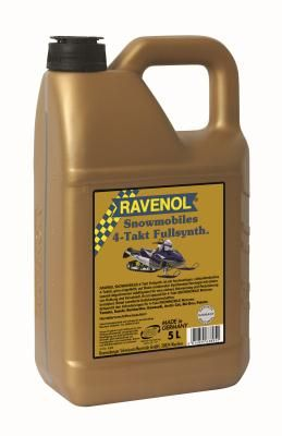 Ravenol Snowmobiles 4T Full Synth