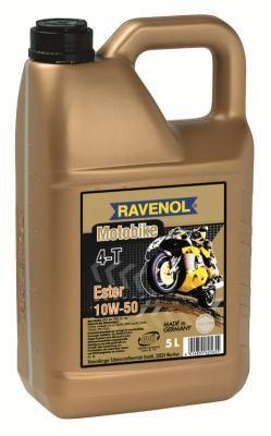 Масло моторное Ravenol Motobike 4-T Ester 10W-50