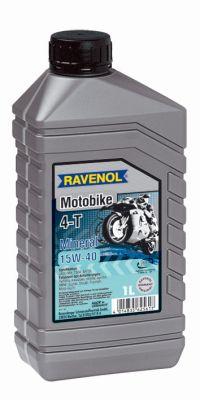 Ravenol Motobike 4-T Mineral 15W-40