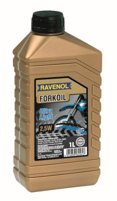 Масло моторное Ravenol Forkoil Ultra Light 25W