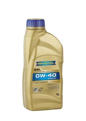 Масло моторное Ravenol Super Synthetik Oel SSL SAE 0W-40