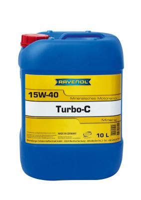 Масло моторное Ravenol Turbo-C HD-C SAE 15W-40