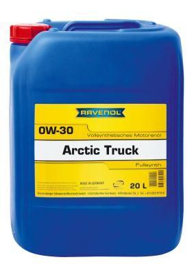 Масло моторное Ravenol Arctic Truck 0W-30