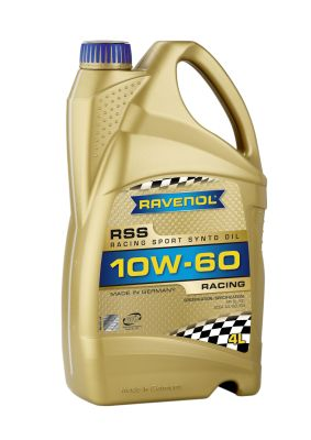 Масло моторное Ravenol Racing Sport Synto SAE10W-60