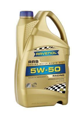 Масло моторное Ravenol RRS SAE 5W-50