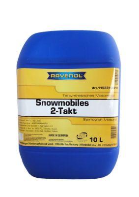 Ravenol Snowmobiles Teilsynth