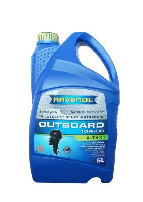 Масло моторное Ravenol Outboardoel 4T SAE 10W-30