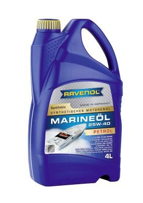Ravenol Marineoil Petrol 25W-40 Synthetic